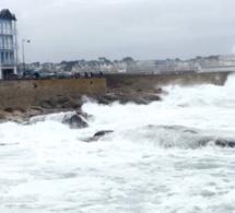 Normandie : vent fort et mer agitée sur la façade maritime en début de semaine