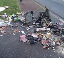 Bueil (Eure) : l'adolescent met le feu à des poubelles et appelle les pompiers
