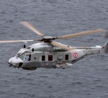 Evacuation médicale : un passager du ferry Normandie héliporté à l'hôpital de Montivilliers