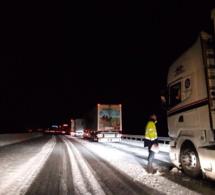 L'Eure repasse en vigilance jaune neige-verglas : le point de la circulation à 12 heures