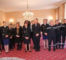 16 femmes à la table du préfet de l'Eure pour la journée internationale des droits des femmes