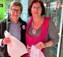 Collecte des Restos du coeur : Séverine et Dominique vous attendent à Pacy-sur-Eure