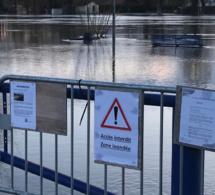 Inondations du 15 janvier 2018 : 5 communes de l'Eure reconnues en état de catastrophe naturelle