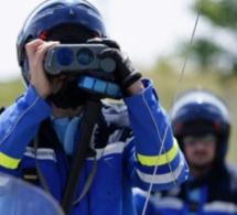 Un conducteur contrôlé à 182 km/h au lieu de 110 près de Dieppe : il perd son permis pour la 3ème fois !