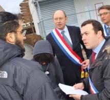 Les élus de Mantes-la-Jolie (Yvelines) réclament de meilleures conditions de transport dans les trains