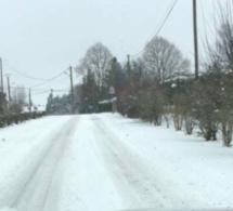 Neige et verglas dans l'Eure : transports scolaires suspendus ce matin dans deux communautés de communes