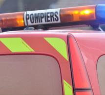 Autoroute A 13 : un camion transportant des fûts d'huile percute une voiture en panne, près de Rouen