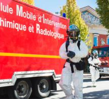 Fuite d'oxygène dans une verrerie de Mers-les-Bains : six maisons et vingt-trois personnes évacuées