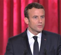 Sensibilisation à l'autisme : Emmanuel Macron en visite au centre hospitalier universitaire de Rouen