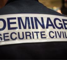 Yvelines : trois obus remis aux démineurs par un habitant de Maisons-Laffitte