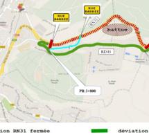 Nouvelle battue administrative près de Rouen, la RN31 fermée dans les deux sens dimanche 22 avril