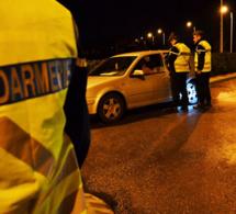 Seine-Maritime : l'automobiliste ivre conduisait sans permis, il est arrêté à la faveur d'un accident matériel