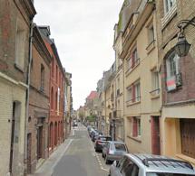A Dieppe, un homme se pend au 4ème étage : quatre personnes, dont deux enfants, hospitalisées