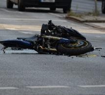 Série noire sur la route dans l'Eure : un motard tué à Bouquetot, un autre grièvement blessé à Lieurey