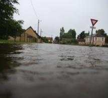 Inondations dans l'Eure : routes toujours fermées et risque de crues