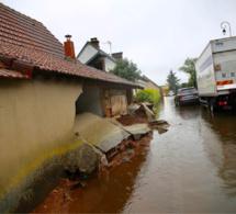 Inondations : 16 communes de l'Eure demandent une reconnaissance de l'état de catastrophe naturelle