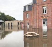 Crue dans l'Eure : le niveau des rivières est à la hausse pour les prochaines 24 heures