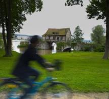 « La Seine à vélo », une réalité dans l'Eure avec l'inauguration du 1er tronçon du véloroute