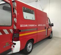 Yvelines : un sapeur-pompier de Gargenville chute de vélo, blessé il est héliporté