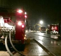 Feu de cave à Saint-Etienne-du-Rouvray : dix-sept locataires évacués d'un immeuble