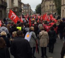 Rouen : circulation perturbée à prévoir en raison d'actions des dockers et cheminots ce jeudi 27 juin
