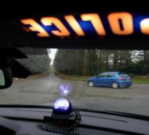 Pris en chasse par la BAC, les voleurs de voiture sont coincés dans une impasse à Saint-Etienne-du-Rouvray