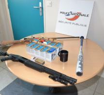 Coup de feu à Louviers : un homme interpellé, des armes et des plants de cannabis saisis à son domicile