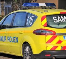Seine-Maritime : cinq blessés dans un accident impliquant trois véhicules à Bolbec