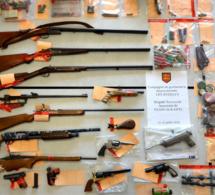 Eure : des armes à feu et des munitions saisies au domicile du tireur à Gasny