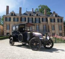 Seine-Maritime : rassemblement de voitures anciennes au château de Bois-Guilbert