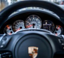 Eure : la Porsche roulait à 207 km/h sur une route limitée à 110, et son conducteur était ivre