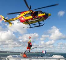 Importante opération de secours à Dieppe : une jeune baigneuse de 14 ans, sauvée de la noyade