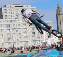 13e édition du Week-end de la glisse au Havre : le FISE Xperience fait le spectacle