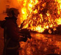 Incendie criminel à Montivilliers : cinq boutiques détruites au centre commercial de la Belle Étoile