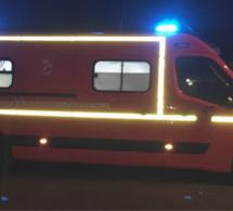 Accident mortel ce matin entre Pont de l'Arche et Louviers : une voiture pulvérisée par un camion