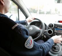 Darnétal : un piéton percuté violemment par une voiture qui prend la fuite