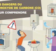 Campagne de prévention contre les risques d'intoxications au monoxyde de carbone