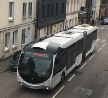 Un bus caillassé à Rouen : les conducteurs de la TCAR exercent leur droit de retrait