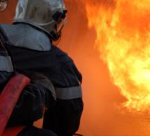 Un camion en feu sur la Sud III provoque un gigantesque bouchon vers Rouen