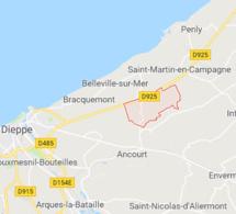 Seine-Maritime : explosion d'une bouteille de gaz à Derchigny près de Dieppe, pas de blessé