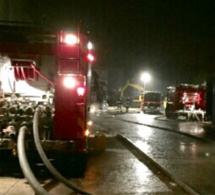 Deux morts et trois blessés, dont un grave, dans l'incendie d'un immeuble au Tréport