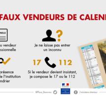 Attention aux faux éboueurs qui vendent (déjà) des calendriers dans les Yvelines