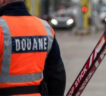 Plus de 32 kg d'héroïne saisis par les douaniers de Rouen au péage de Beuzeville sur l'A13 (Eure)