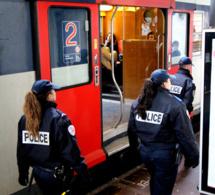 Yvelines : un train bloqué en gare de Versailles à cause d'un sac à dos oublié