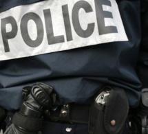 Evreux : l'adolescent se débarrasse d'un morceau de cannabis à la vue des policiers