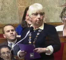 Vernon : la permanence de la députée Claire O'Petit attaquée à coups de masse par un inconnu