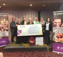 Bingo caritatif : le Casino d'Étretat, en Seine-Maritime, mobilisé en faveur du Téléthon