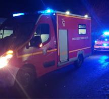 Grand-Quevilly : un automobiliste hospitalisé dans un état critique après un accident de la route