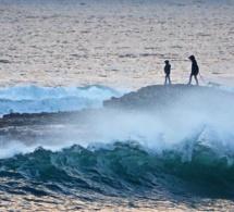 Grandes marées du 22 au 27 décembre : les précautions à prendre sur le littoral normand