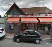 Un tabac-presse de Saint-Etienne-du-Rouvray, près de Rouen, attaqué à la voiture-bélier